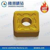 zccct diamond cnc tungsten carbide turning insert SNMG