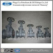 rising stem flanged gate valve industrial better than wenzhou valve