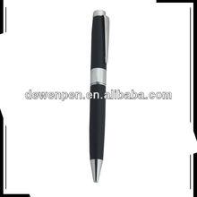 2013 latest best selling heavy twist metal black ball pen