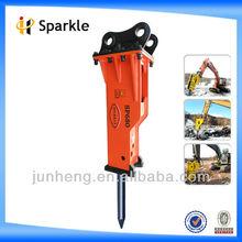 Hydraulic hammer manufacturer excavator attachments