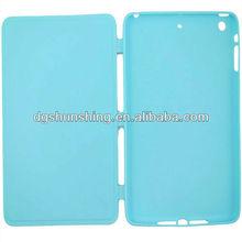 Hot sale! silicon case cover for ipad mini