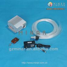 Optic fiber light kits, RGB colors, 12V (LEB-321)