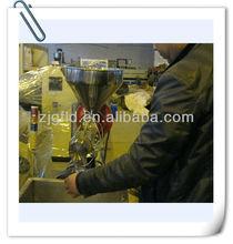 plastic pelletizing machine line/pp pe granule production line