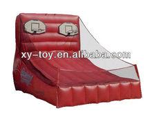 Fashionable style inflatable basketball hoop,inflatable pool basketball hoop