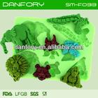 Elephant/tiger/lion/monkey silicone maker- fondant cake decorating tools/sets