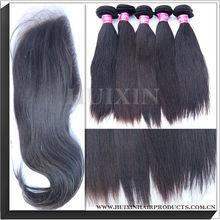 virgin hair lace closure Brazilian/Malaysian/Indian/Peruvian/Bohemian hair