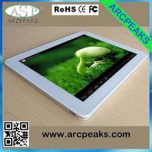 RK3188 Quad core 9 7 inch tablet pc