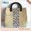 2015 summer fashion Natural Recycled Straw Bag