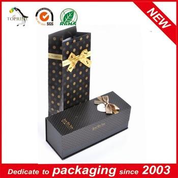 cheap decorative wine carrier box