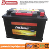 maintenance-free car battery 56219 DIN62 12V62AH