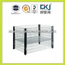 CXYT-048 Foldable Promotion Cage /Metal Wire Basket