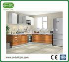 Wood grain high light kitchen cabinet door
