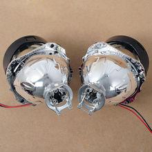 Latest Top Sale Car HID Xenon projector headlight, Ultimate Mini Projector Lens 2.5inch