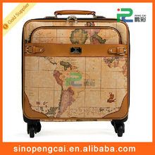 fashion business high-grade carry- on traveling luggage
