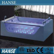 Hydro bath massage tubs onyx tub tempered glass side surround HS-B227
