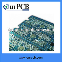 4-layer carbon ink pcb fr-4 based material cheap pcb