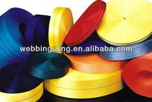 100% polyester sling webbing 30mm-300mm