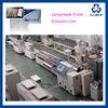 PC,PMMA,PS lamp-chimney profile extrusion line, LAMP TUBE MAKING MACHINE