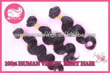 mixed length peruvian virgin hair body wave hair bundles ,3pcs/lot peruvian hair extention