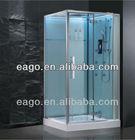 EAGO DZ990F12 DELUXE STEAM SHOWER CABIN