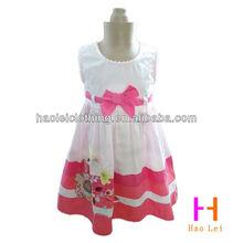 child wear girl dress sleeveless fashion design frock