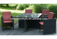 OP90015 Garden Furniture Cube Dining Set