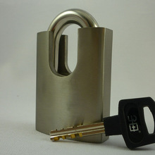 Padlock Heart, Wrapped Padlock in Construction & Real Estate