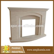 stone stone stove/ indoor freestanding fireplace mantel