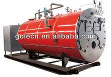 10 ton coal fired /coal wood boilers steam boile in china