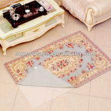 Non-slip rug grip pad carpet underlay