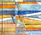Modern Handmade Abstract Art on Canvas