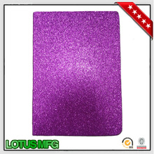 Dongguan Gearmax Factory High Quality Purple PU Leather Fancy Cute Tablet PC Case for iPad Mini