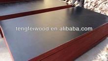 AAA Grade Marine Black Shuttering Film Faced Plywood