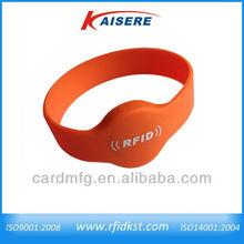 Silicon RFID Wristband Manufacturer Kaisere Technology