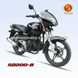 street bike 125CC/150CC/175CC, SD200-B, PULSAR Motocicleta