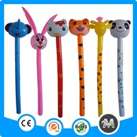 Inflatable animal stick animal cheering stick
