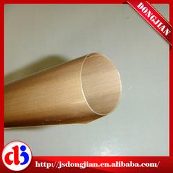 Heat resistant non stick ptfe coated fiberglass fabric