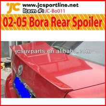 FRP Bora Rear Spoiler for VW 02-05 Bora Trunk Lip Spoiler Boot Spoiler