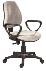Hot Seling Swivel Office Chair with Wheels and Fabric Cover
