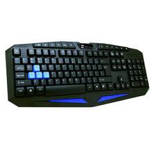 2012 Newest Ergonomics Wired Multimedia Keyboard