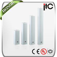 ITC T-701A Series 10W to 35W 100V Aluminium IPx6 Outdoor Speaker, PA Column Speaker