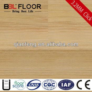 3.2mm Carpenter Handscraped pvc basketball flooring BBL-98280-6
