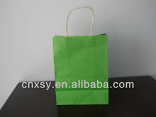 carrier kraft paper bag with competive price