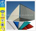 de metal de acero para techos del azulejo del techo del azulejo de zinc colorido decorativos techos de metal
