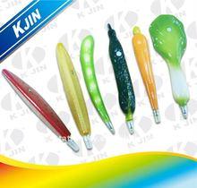 Ballpoint pen factory supply Creative vegetables ball pen