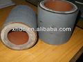 revestidas de cerámica compuesto de tubos de acero
