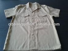 Uniform shirt and pants sets design
