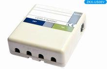 LINED White RJ11 High Speed Broadband DSL Modem SPLITTTER 712828