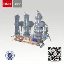 Rural network transformation ZW32-12T (24) Outdoor medium voltage vacuum circuit breaker