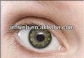 marrom baratos atacado contatos da cor verde hazel lentes de contato